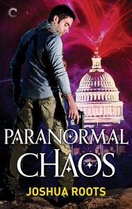 Paranormal Chaos cover